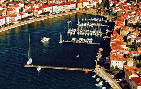 Mali Lošinj - port